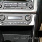 2014 VW Polo facelift auto AC controls launch