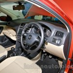 2014 VW Polo facelift dashboard launch