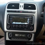 2014 VW Polo facelift first drive center console