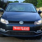 2014 VW Polo facelift first drive front view