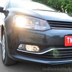 2014 VW Polo facelift first drive lamps