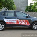 2014 VW Polo facelift first drive side
