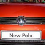 2014 VW Polo facelift grille launch