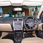 2014 VW Polo facelift interior launch