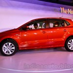 2014 VW Polo facelift profile view launch