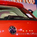 2014 VW Polo facelift rear wiper launch