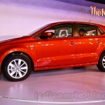 2014 VW Polo facelift side launch