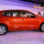 2014 VW Polo facelift side view launch