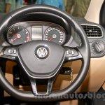 2014 VW Polo facelift steering wheel launch