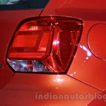 2014 VW Polo facelift taillamp and fuel lid launch