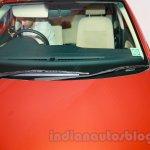 2014 VW Polo facelift windshield wiper launch