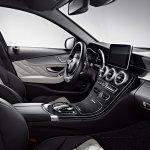 2015 Mercedes C Class Edition 1 press shots interior