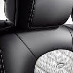 2015 Mercedes C Class Edition 1 press shots leather
