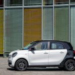 2015 Smart ForFour press shots profile