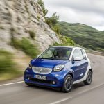 2015 Smart ForTwo press shots dynamic
