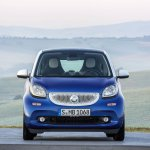 2015 Smart ForTwo press shots front