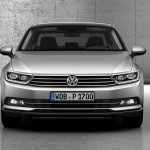 2015 VW Passat press image front