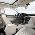 2015 VW Passat press image interior