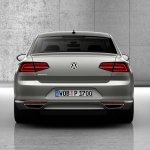 2015 VW Passat press image rear