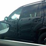 2015 Volvo XC90 spied again doors