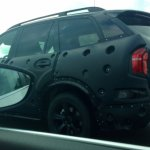2015 Volvo XC90 spied again rear quarter