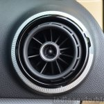Audi A3 Sedan Review AC vent