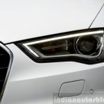 Audi A3 Sedan Review LED daytime
