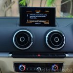 Audi A3 Sedan Review air conditioning