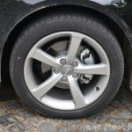 Audi A3 Sedan Review alloy wheels
