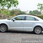 Audi A3 Sedan Review doors