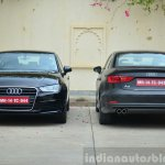 Audi A3 Sedan Review front and back