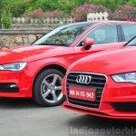 Audi A3 Sedan Review front ends