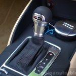 Audi A3 Sedan Review gear