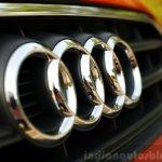Audi A3 Sedan Review grille element