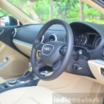 Audi A3 Sedan Review inside