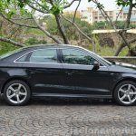 Audi A3 Sedan Review side