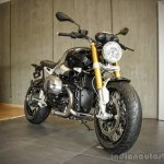 BMW R nineT front three quarter