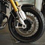 BMW R nineT front wheel