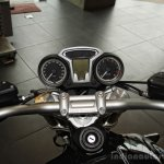 BMW R nineT instrument console
