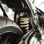 BMW R nineT mono suspension