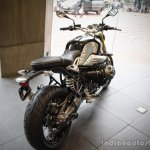 BMW R nineT rear right three quarter