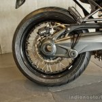 BMW R nineT shaft drive