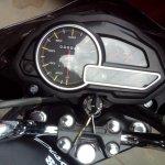 Bajaj Discover 150 S spied speedometer