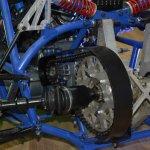 Camber Racing CR14 chain drive