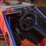 Camber Racing CR14 dashboard
