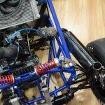 Camber Racing CR14 exhaust