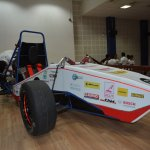 Camber Racing CR14 front three quarters