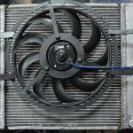 Camber Racing CR14 radiator and fan