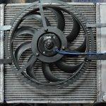 Camber Racing CR14 radiator and fan