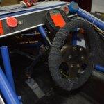 Camber Racing CR14 steering wheel